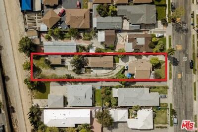 San Gabriel Multi Family Home For Sale: 5604 N Muscatel Avenue