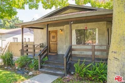 Single Family Home For Sale: 4128 Camero Avenue