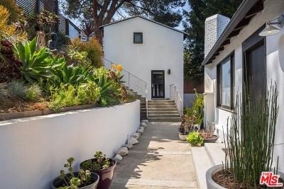 Studio City Single Family Home For Sale: 11503 Laurelcrest Drive