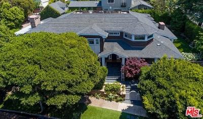 Santa Monica Single Family Home For Sale: 2202 Georgina Avenue