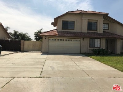 Rialto Single Family Home For Sale: 1065 W Huff Street
