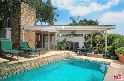 Single Family Home For Sale: 1215 Hilldale Avenue