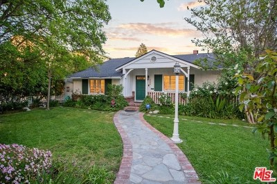 Studio City Single Family Home For Sale: 4204 Bellingham Avenue