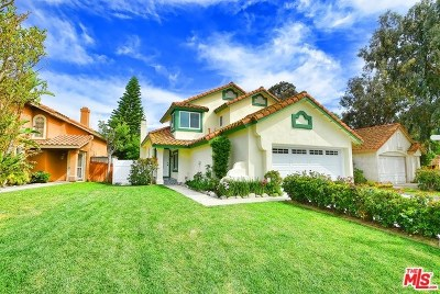 Chino Hills Single Family Home For Sale: 15567 Oakhurst Street