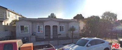 Compton Multi Family Home For Sale: 1216 N Mulberry Avenue