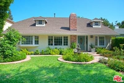 Sherman Oaks Single Family Home For Sale: 13619 Chandler