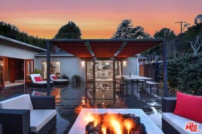Sherman Oaks Single Family Home For Sale: 3532 Camino De La Cumbre