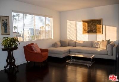 Santa Monica Condo/Townhouse For Sale: 843 4th Street #305