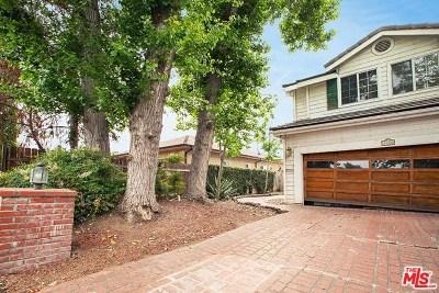 Single Family Home For Sale: 5252 Lennox Avenue