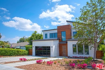 Studio City Single Family Home For Sale: 12412 W Rye Street