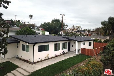 Rancho Palos Verdes Single Family Home For Sale: 2061 W Macarthur Street