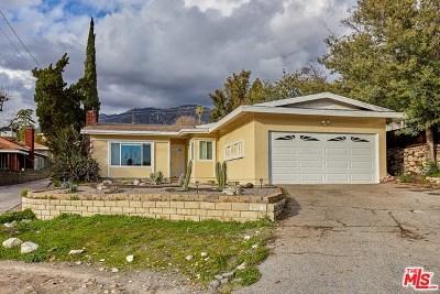 La Crescenta Single Family Home For Sale: 2751 Prospect Avenue