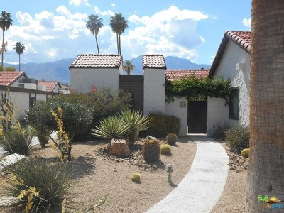 Palm Springs Condo/Townhouse For Sale: 2277 S Gene Autry Trail #D