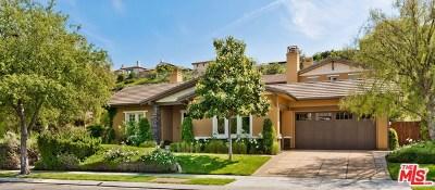 Calabasas Single Family Home For Sale: 25440 Prado De Las Bellotas