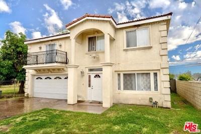 South El Monte Multi Family Home For Sale: 1668 Fruitvale Avenue