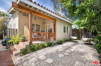 Venice Single Family Home For Sale: 1686 Electric Avenue