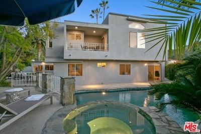 Studio City Single Family Home For Sale: 3231 Dona Raquel Place