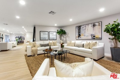 Single Family Home For Sale: 3950 Hayvenhurst Avenue