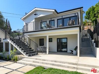 Single Family Home For Sale: 3923 Fernwood Avenue