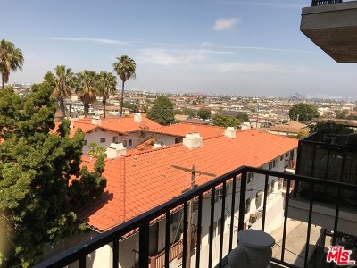 San Pedro Condo/Townhouse Active Under Contract: 2030 S Cabrillo Avenue #311
