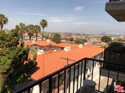 San Pedro Condo/Townhouse For Sale: 2030 S Cabrillo Avenue #311