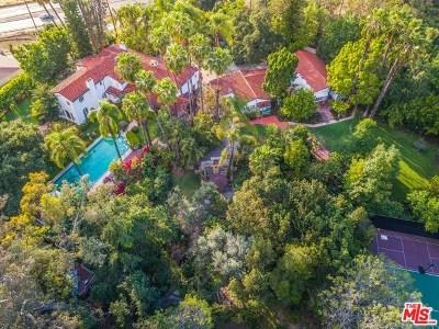 La Habra Heights Single Family Home For Sale: 1500 N Harbor
