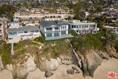 Laguna Beach Single Family Home For Sale: 1685 Viking Road Road