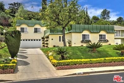 Studio City Single Family Home For Sale: 11304 Dona Lola Drive