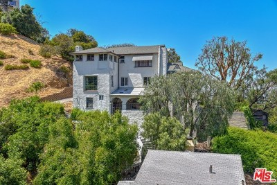 Single Family Home For Sale: 6851 Cahuenga Park Trail