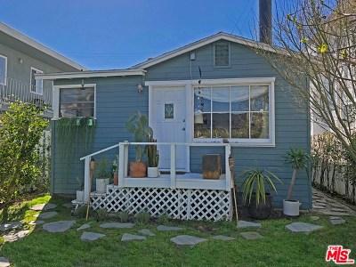 Venice Single Family Home For Sale: 26 Rose Avenue