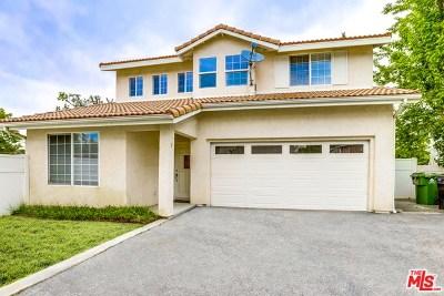 Northridge Single Family Home For Sale: 16731 Parthenia Street #5