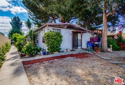 North Hollywood Multi Family Home For Sale: 7110 Bellaire Avenue