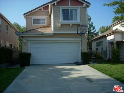 Stevenson Ranch Single Family Home For Sale: 25825 Wordsworth Lane