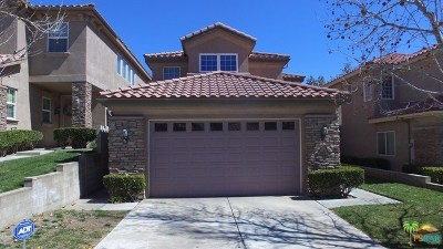 Apple Valley Single Family Home For Sale: 16115 Maricopa Lane
