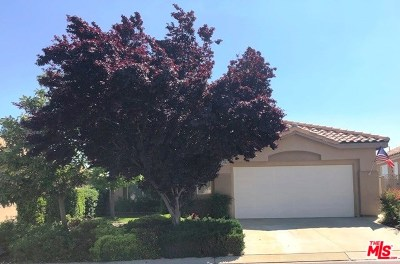 Banning Single Family Home For Sale: 5184 Rio Bravo Drive