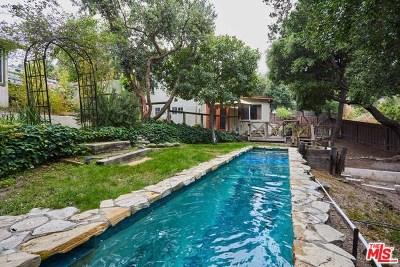 Topanga Single Family Home For Sale: 19569 Bowers Drive
