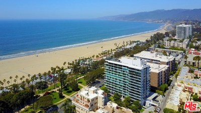 Santa Monica Condo/Townhouse For Sale: 535 Ocean Avenue #1C