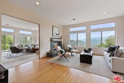 Topanga Single Family Home For Sale: 2608 Hodgson Circle Drive