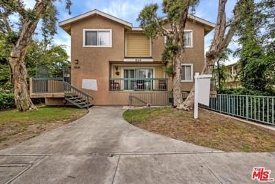 Multi Family Home For Sale: 519 Justin Avenue