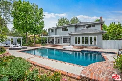 Single Family Home For Sale: 16645 Ashley Oaks