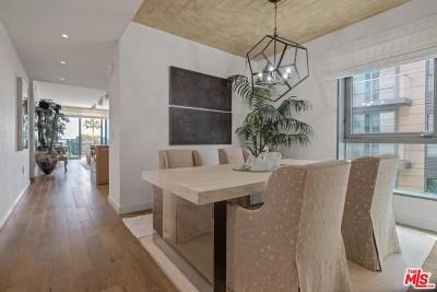 Santa Monica Condo/Townhouse For Sale: 1755 Ocean Avenue #614