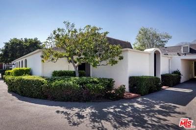 Santa Barbara Condo/Townhouse For Sale: 532 San Ysidro Road #B