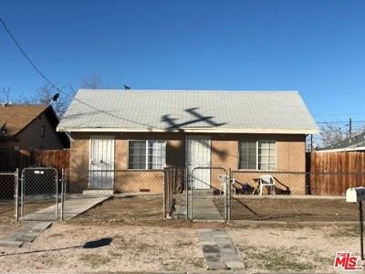 Rosamond Multi Family Home For Sale: 2761 Desert Street