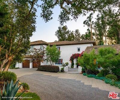Santa Barbara Single Family Home For Sale: 1429 School House Road