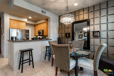 Palm Springs Condo/Townhouse For Sale: 454 White Fox Trail