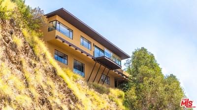 Single Family Home For Sale: 8715 Skyline Drive