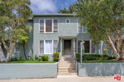 Santa Monica Condo/Townhouse For Sale: 1707 Washington Avenue