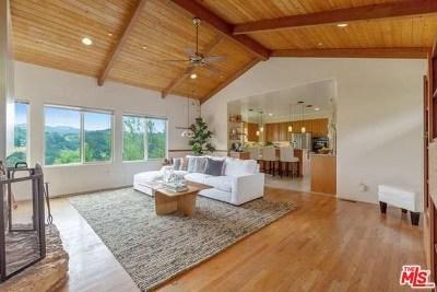 Topanga Single Family Home For Sale: 20609 Callon Drive