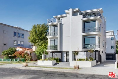 Los Angeles Condo/Townhouse For Sale: 1954 Manning Avenue