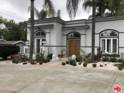 Woodland Hills Single Family Home For Sale: 5640 Winnetka Avenue